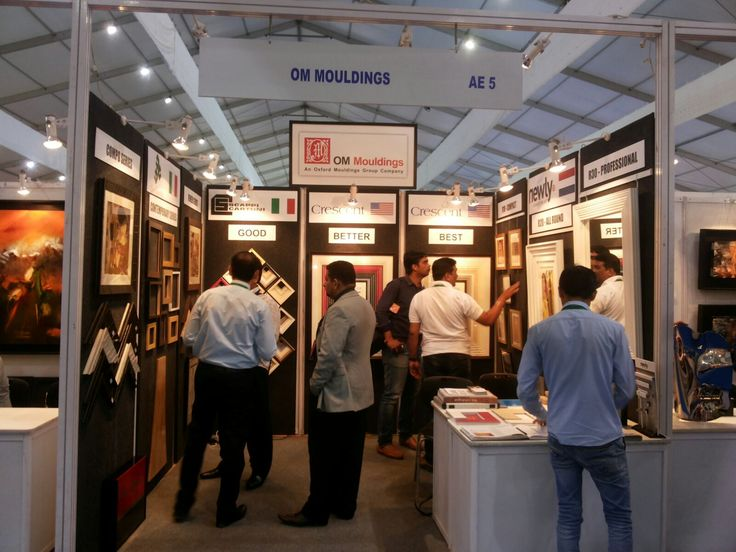 Visitors At Our Booth October 15EventsInteriors