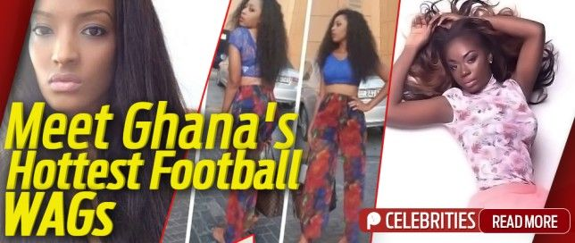 PulseGhana presents the Hottest Ghanaian footballer wives and girlfriends