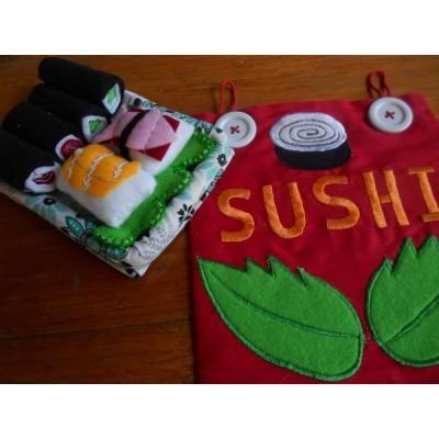 Sushi Box | Pretend Food & Role Play | Go Fair Trading