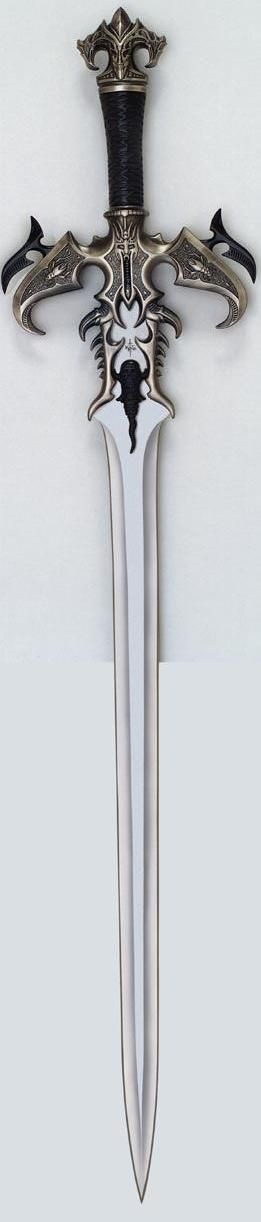"""The Slayer Sword - Molotoch 8th Sword in the """"Swords of the Ancients Collection""""…"""