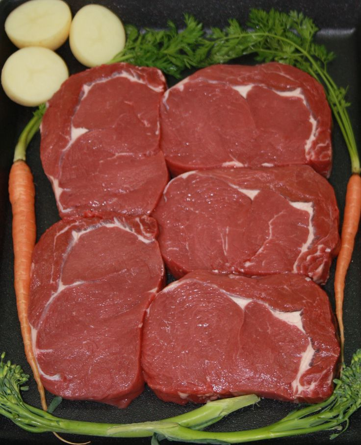 YEARLING SCOTCH FILLET - Tender, juicy, succulent grass fed beef.  Perfect to BBQ or pan fry. #adamsfamilymeats #yearlingscotchfillet #yearlingsteak #beef #yearlingbeef #scotchfillet #scotchfilletsteak