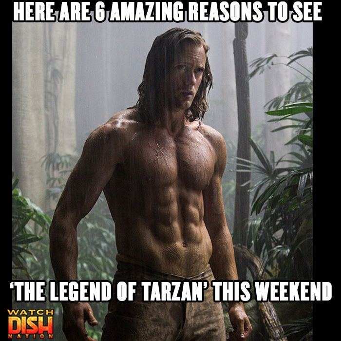 The Legend of Tarzan: Ticket It or Skip It?