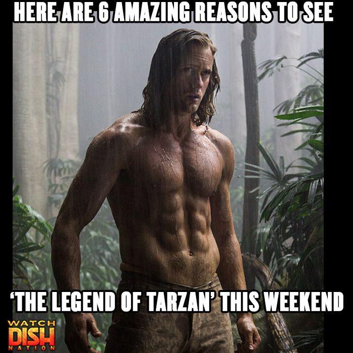 The Legend of Tarzan: Ticket It or Skip It?