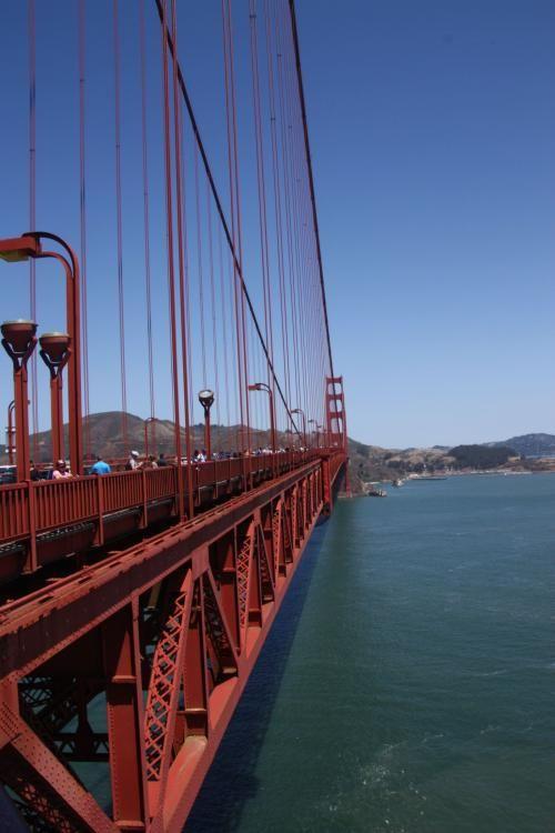 Punk ass moby dick by the golden gate bridge photos