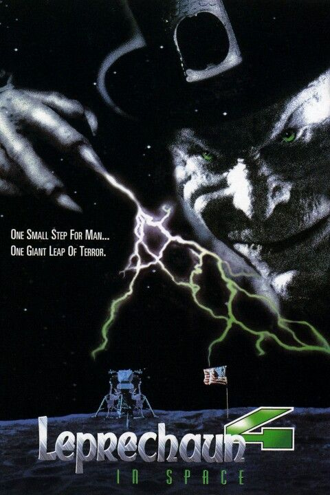 #2127. Leprechaun 4: In Space (1997) ** directed by Brian Trenchard-Smith