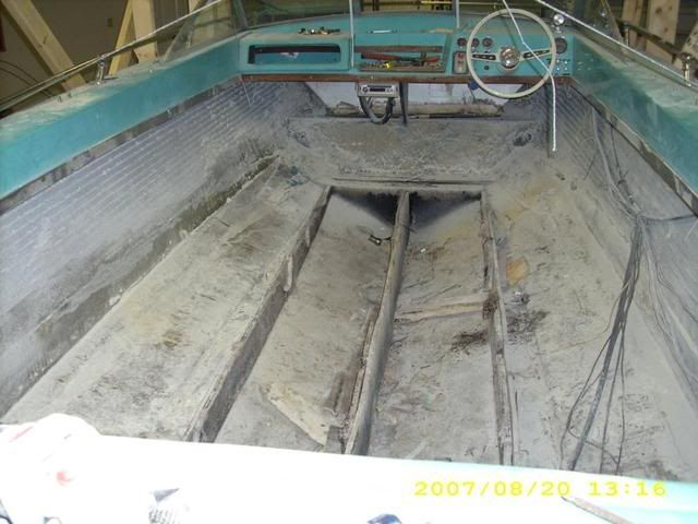 iBoats.com Forum Thread with lot's of good information on Boat repair and restoration.