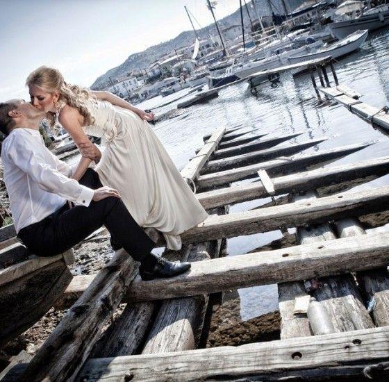 Weddings in Spetses - Shared Moments - Greek Weddings