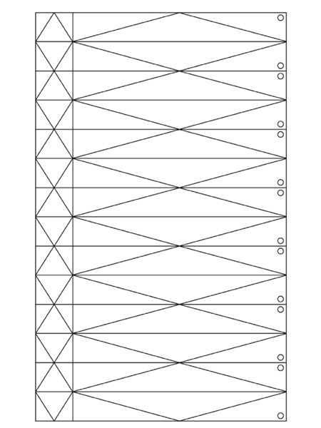 Mit Anleitung: Geometrische Lampe aus Papier – inspo