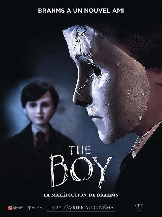 Poster Brahms The Boy Ii In 2020 New Poster New Movie
