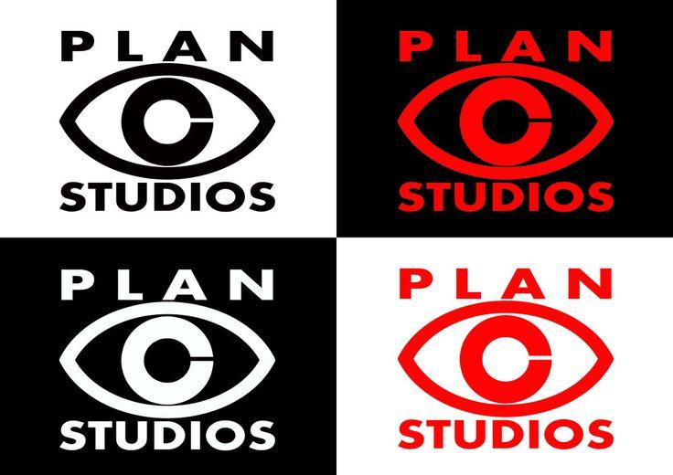 Plan c studios eye logo