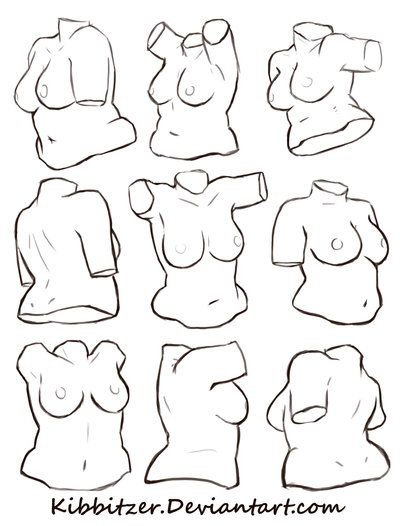 this time someone asked me to draw a different body type!I hope it will help you! Send me more suggestions! And supporting meon mypatreon pageyou'll get doodles, commi...