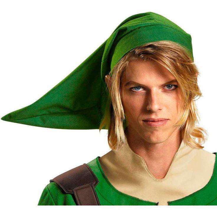 Complementos Link para adulto. Modelo 2. Versión Deluxe. Legend of Zelda  Los fans del exitoso Legend of Zelda lo tienen muy fácil con estos estupendos complementos que te presento aquí para parecerse lo máximo posible al personaje de Link visto en el videojuego. Complementos 100% oficiales y licenciados.