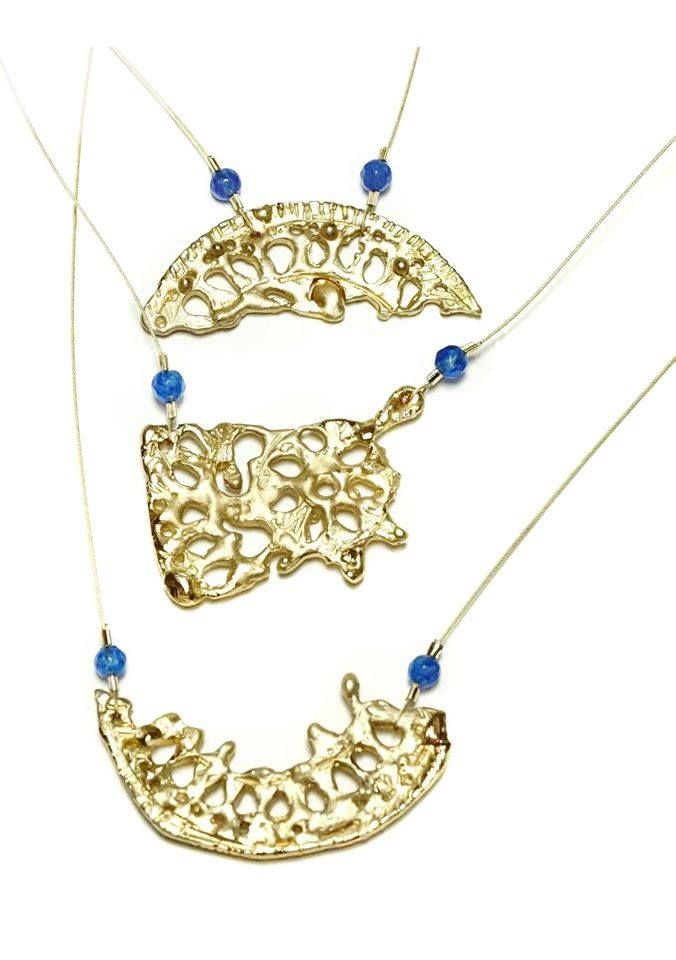 The heart of the treasure contemporary jewelry