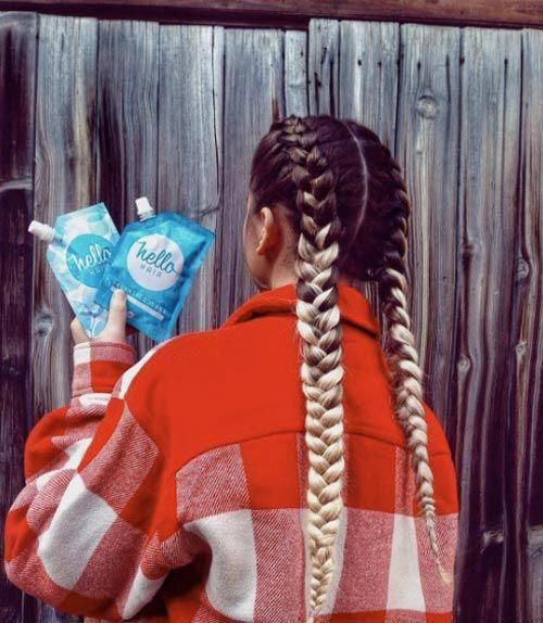 Tight boxer braids by Besiana Zogu #coolafricanhai…