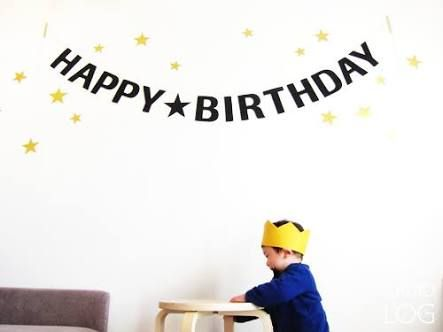 1歳 バースデー 飾り付け 手作り - Google 検索