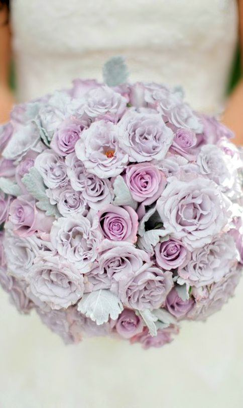 Wedding Bouquet ♔ Lavender | The House of Beccaria~