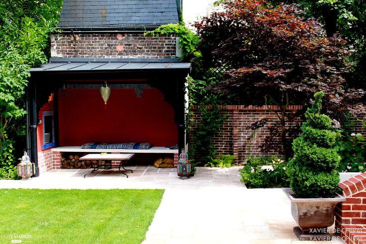 Les 34 meilleures images propos de maisons d 39 architectes for B b un jardin en ville brussels