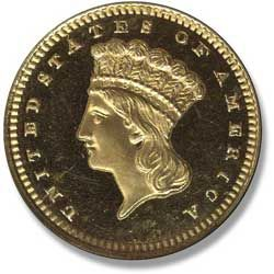 Liberty Head Gold Dollar A-1 Jewelry & Coin 1827 W. Irving Pk. Rd. Chicago, IL 773-868-0300     http://a1jewelry.jewelershowcase.com/  #a1jewelryandcoin