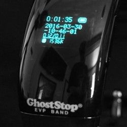Hands free EVP recorder with digital read out screen, easy to read in the dark. Check it out at http://paranormal-shop.com/paranormal-equipment-listing tell us what you think in one of our comment boxes.