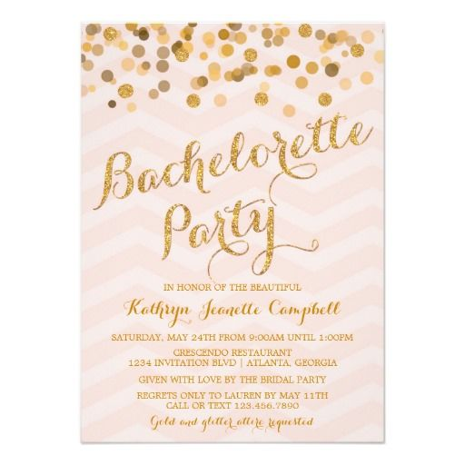 299 best Bachelorette Party Invitations images on Pinterest - bachelorette invitation template