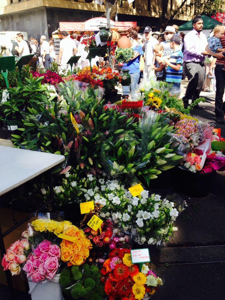 Salamanca #market #Tasmania