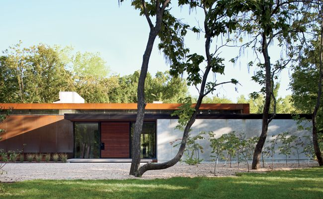 Heavy Metal House | Hufft Projects | Joplin, Missouri | Record Houses | Architectural Record