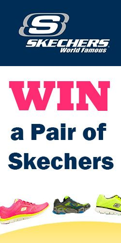 Win a Pair of Skechers
