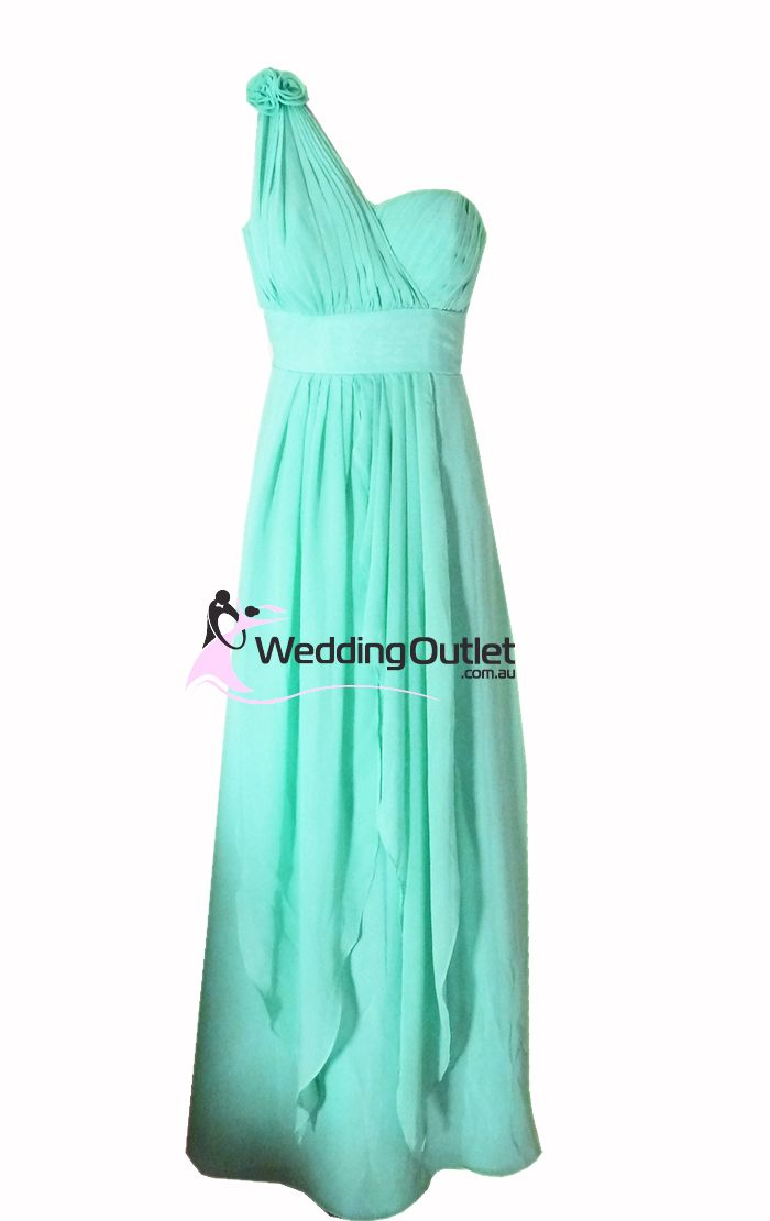 aquamarine bridesmaid dresses | Aqua Bridesmaid Dress Style #C103