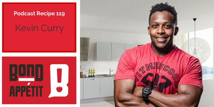 119. You can't out-train a poor diet, Misconceptions on healthy eating, & Why Fit Men Cook with Kevin Curry
