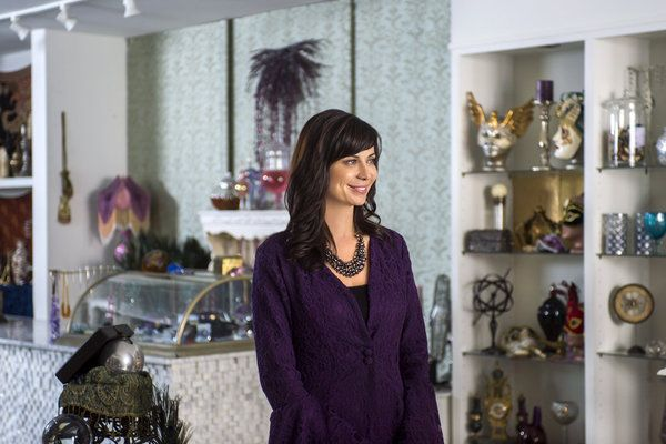 Photo of Cassie Nightingale for fans of The Good Witch Series.