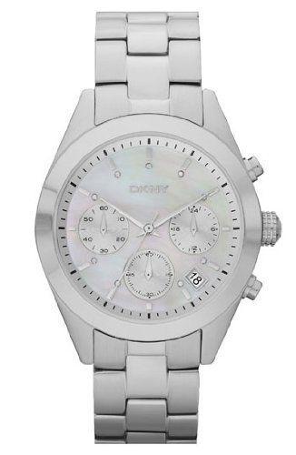 Dkny Watch Ny8513 DKNY. $125.00. White Steel Bracelet Strap