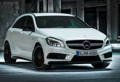 A 45AMG. ¿Quieres probarlo?http://ow.ly/vQfKC ¡Registrate ya!