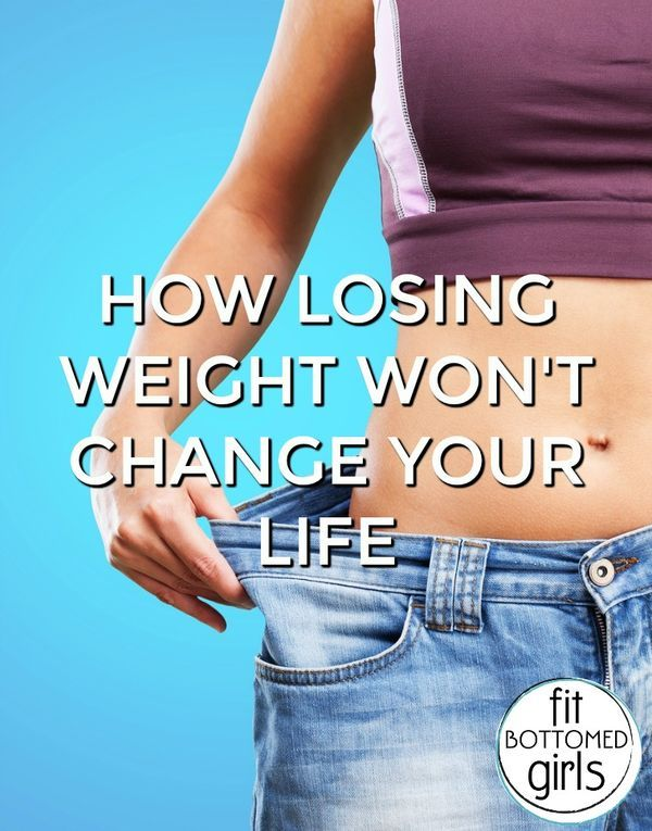 Lose weight if a Yarin