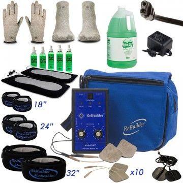ReBuilder® 2407 Tratamiento para la Neuropatía Kit Completo