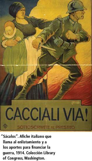 La Guerra a la gran Guerra | Revista Credencial