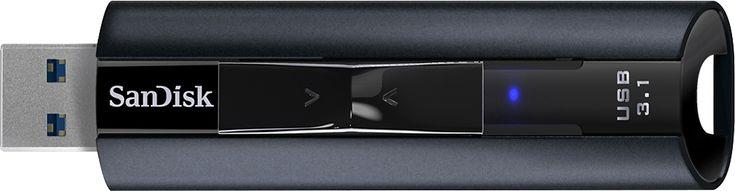 SanDisk - Extreme Pro 128GB USB 3.1 Flash Drive