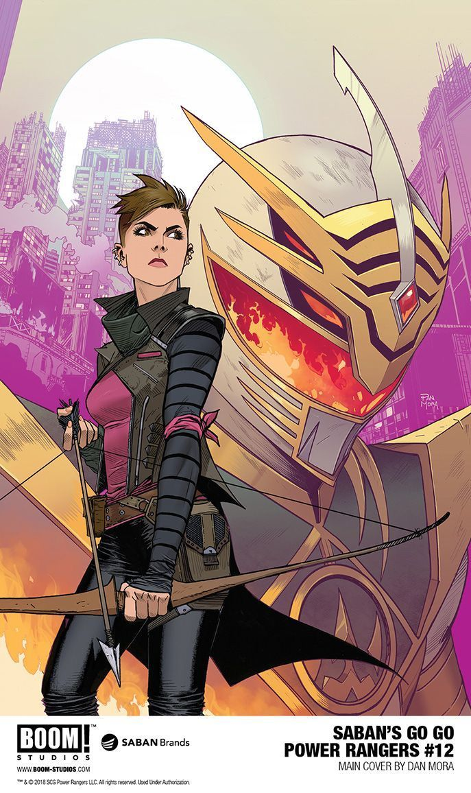 Exclusive Preview Rita And The Ranger Slayer Make A Deadly Team In Go Go Power Rangers 12 Power Rangers Comic Pink Power Rangers Go Go Power Rangers