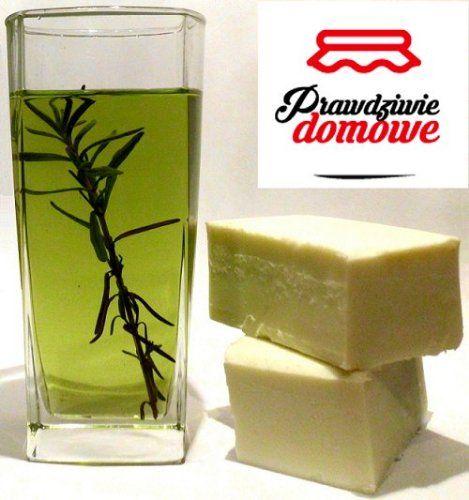 Mydło lawendowe - natutalne - prawdziwie domowe