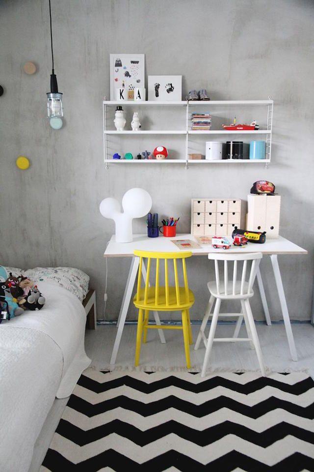 Back to school 2016 : Kids' desks - French By Design