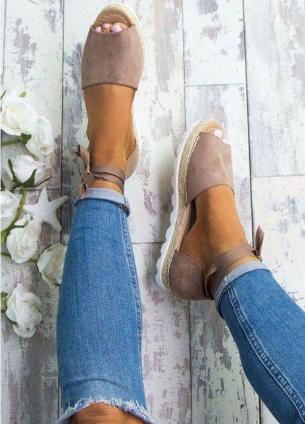 Модная обувь лето 2018 года  фото, новинки летней обуви, тенденции и тренды  женской обуви 4fed98fbbdf