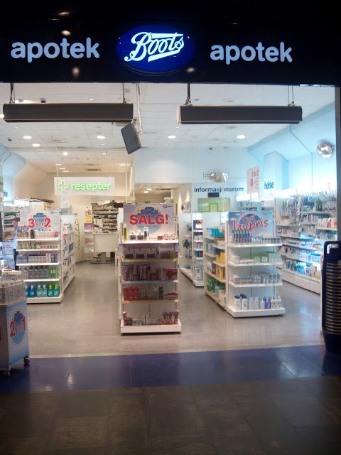 #Farmaceuticosporelmundo: Farmacias de Noruega #apotek #pharmacy #farmacia #Norway