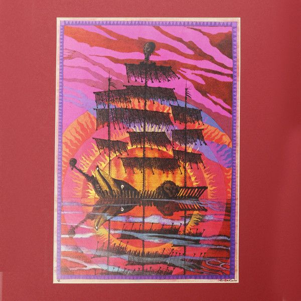 24 Best Eng Rime Of The Ancient Mariner Images On Pinterest