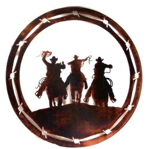 Customizable Metal Wall Art Medallion  sc 1 st  Pinterest & 27 best Cowboys images on Pinterest | Metal walls Boy rooms and ...