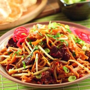 Mie Aceh - Indonesian Noodle Dish