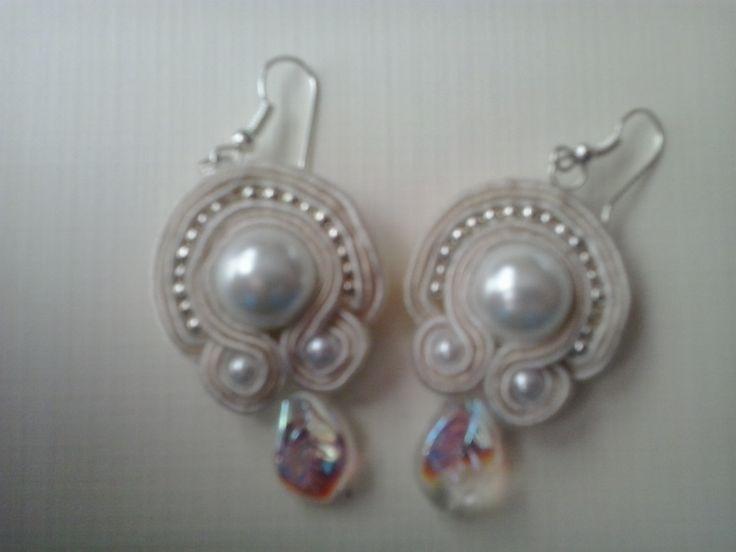 Kolczyki perłowe sutasz - 30 zł