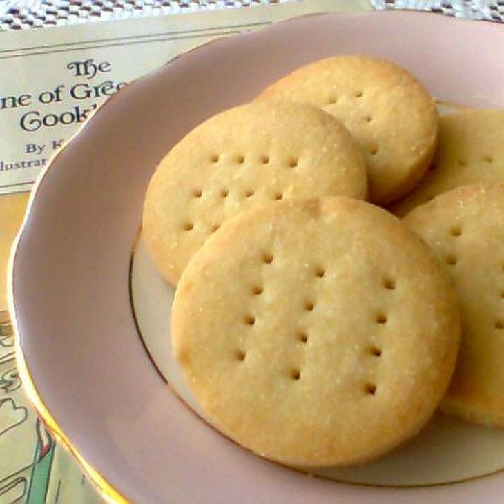 Mrs Irving's Delicious Shortbread - Anne of Green Gables Recipe