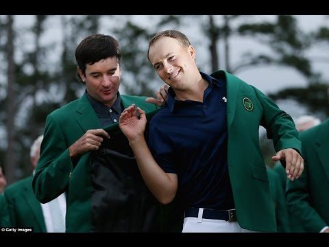 Jordan Spieth wins 2015 Masters by four shots after holding off Justin R...