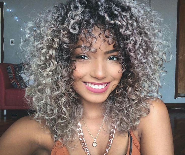 free hair styles 15 besten gray silver platinum curly hair bilder 3307