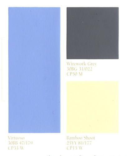 Light Blue Kitchen Walls | light blue interior paint colors