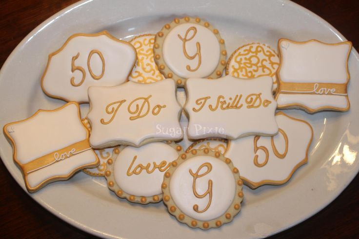 Golden Wedding Anniversary Gifts Ideas: 67 Best 50th Anniversary Party Ideas Images On Pinterest